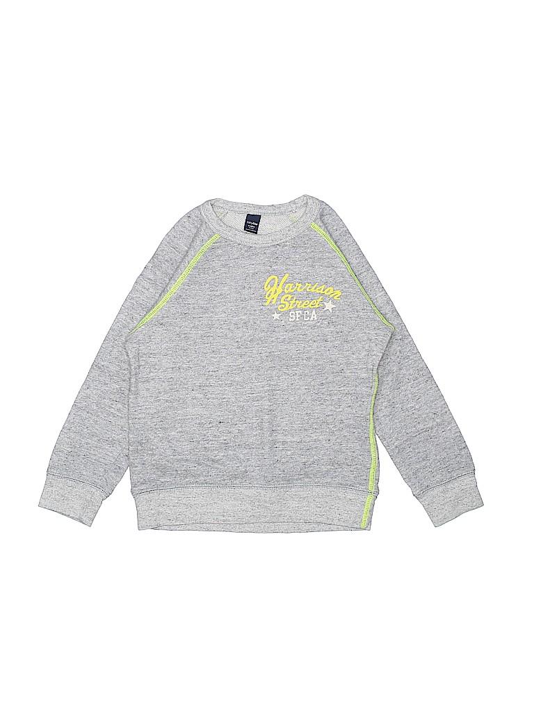 Baby Gap Boys Sweatshirt Size 5