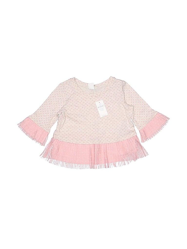Baby Gap Girls Long Sleeve Top Size 18-24 mo