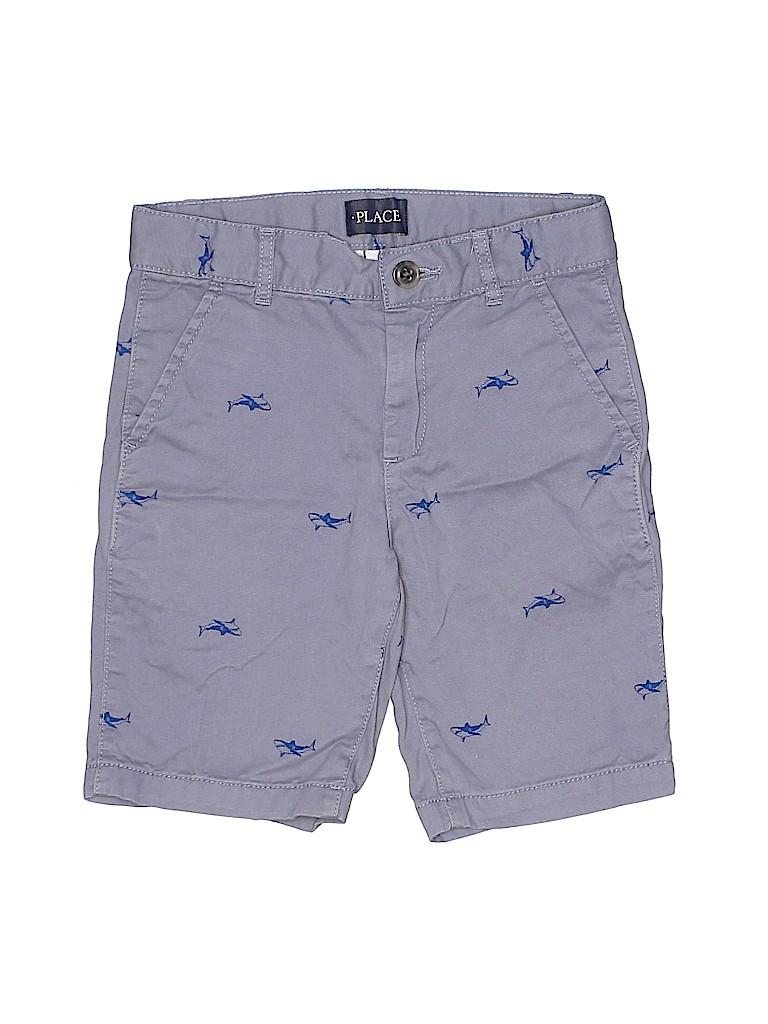 The Children's Place Boys Khaki Shorts Size 7