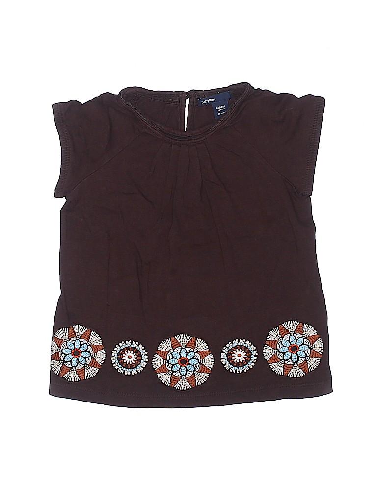 Baby Gap Girls Short Sleeve T-Shirt Size 5