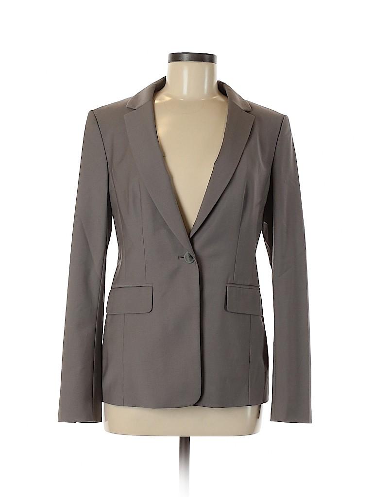 Ann Taylor Women Wool Blazer Size 6