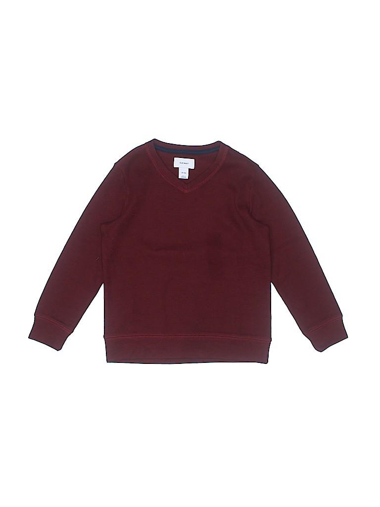 Old Navy Boys Sweatshirt Size 5
