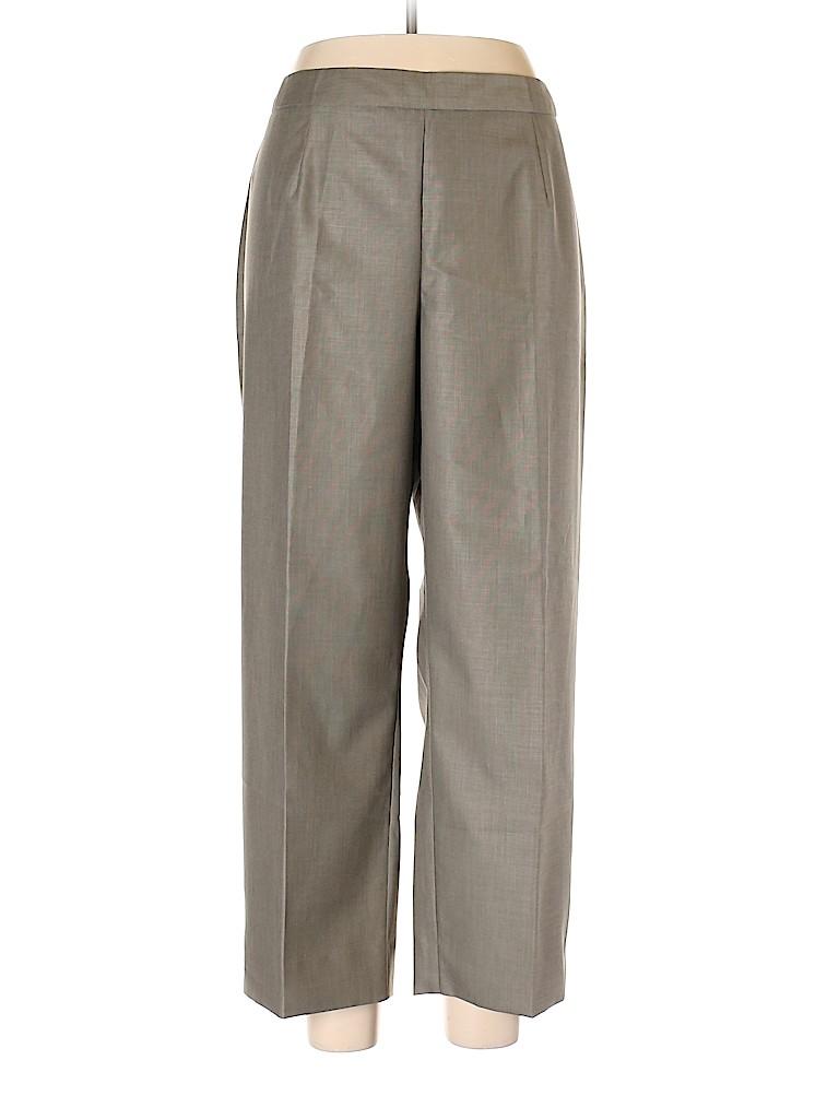 Evan Picone Women Dress Pants Size 16