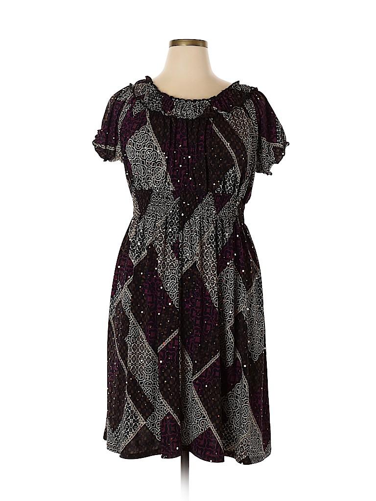 Cato Women Casual Dress Size XL
