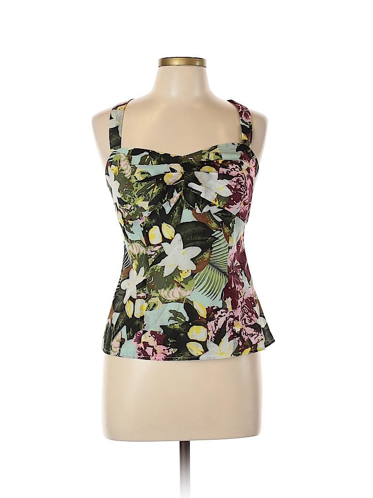 CAbi Women Sleeveless Blouse Size 6