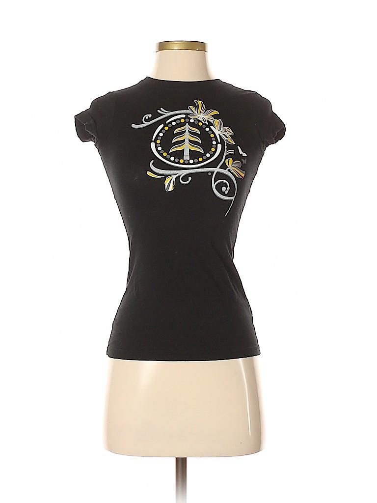 Element Women Short Sleeve T-Shirt Size XS