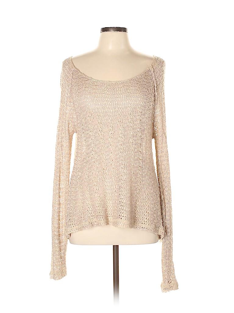 Blu Pepper Women Pullover Sweater Size L