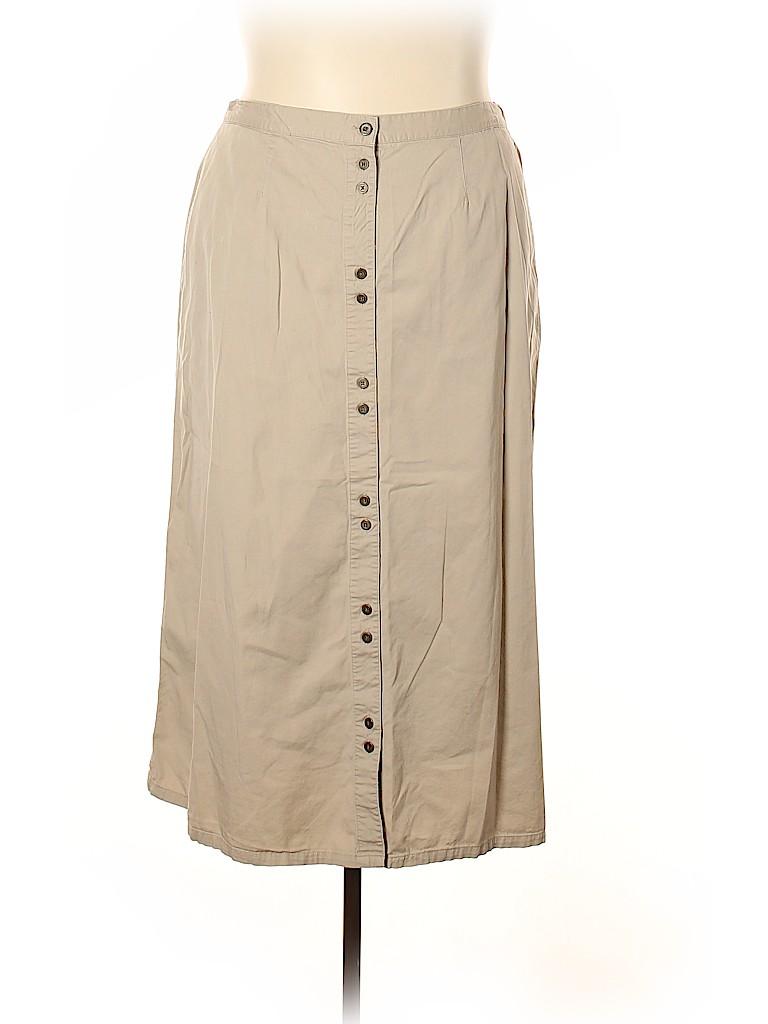 Fashion Bug Women Casual Skirt Size 22 - 24 (Plus)