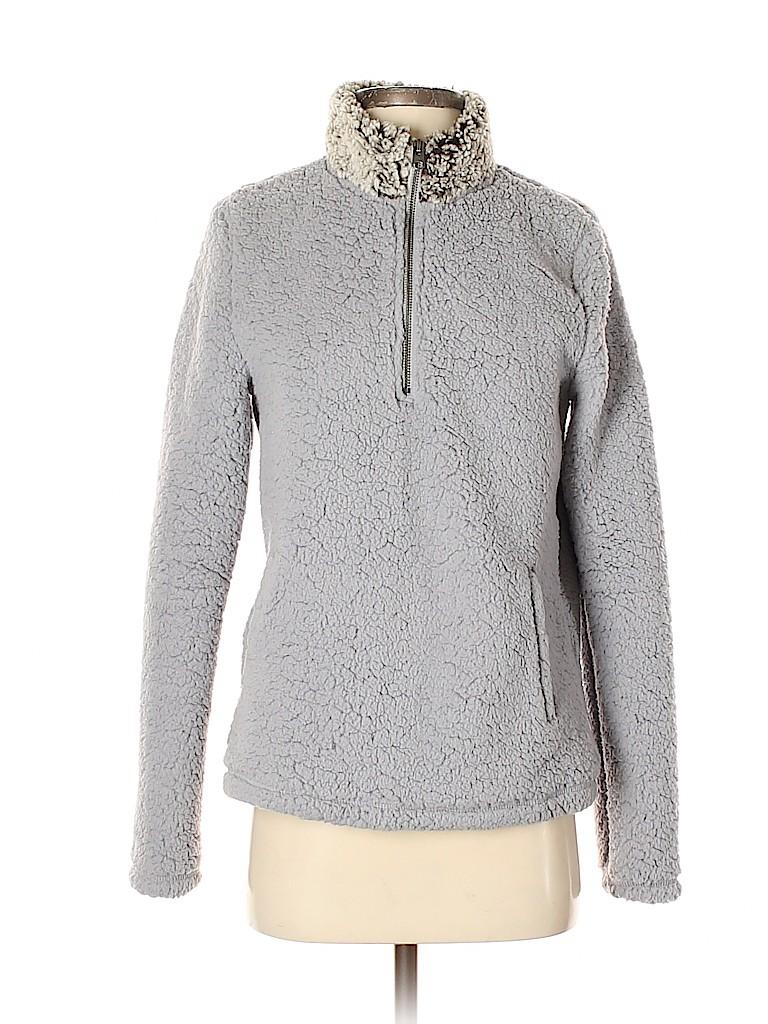 Abercrombie & Fitch Women Fleece Size S