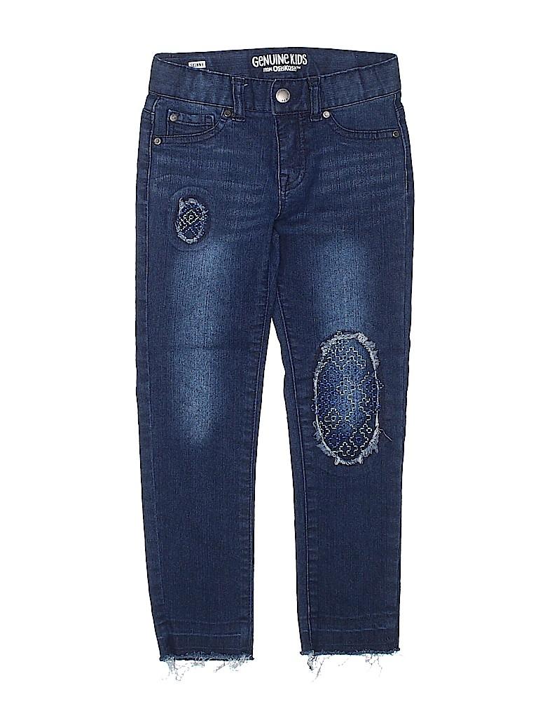 Genuine Kids from Oshkosh Girls Jeans Size 5T