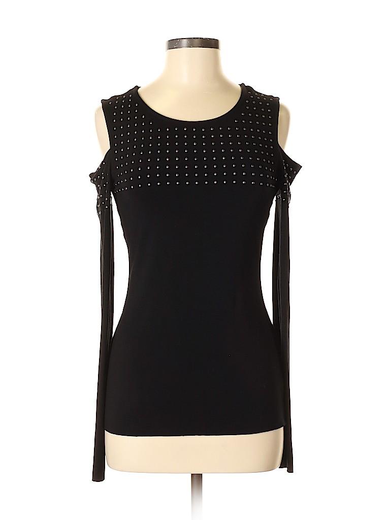 Bailey 44 Women Long Sleeve Top Size M
