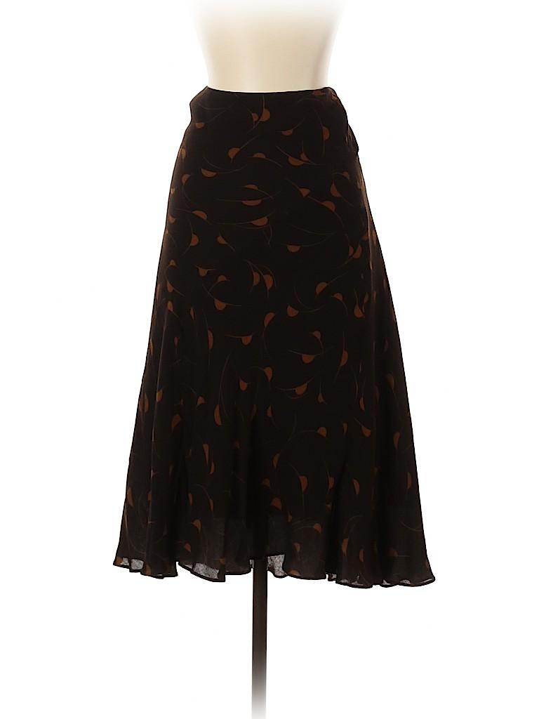 Jones New York Signature Women Casual Skirt Size S