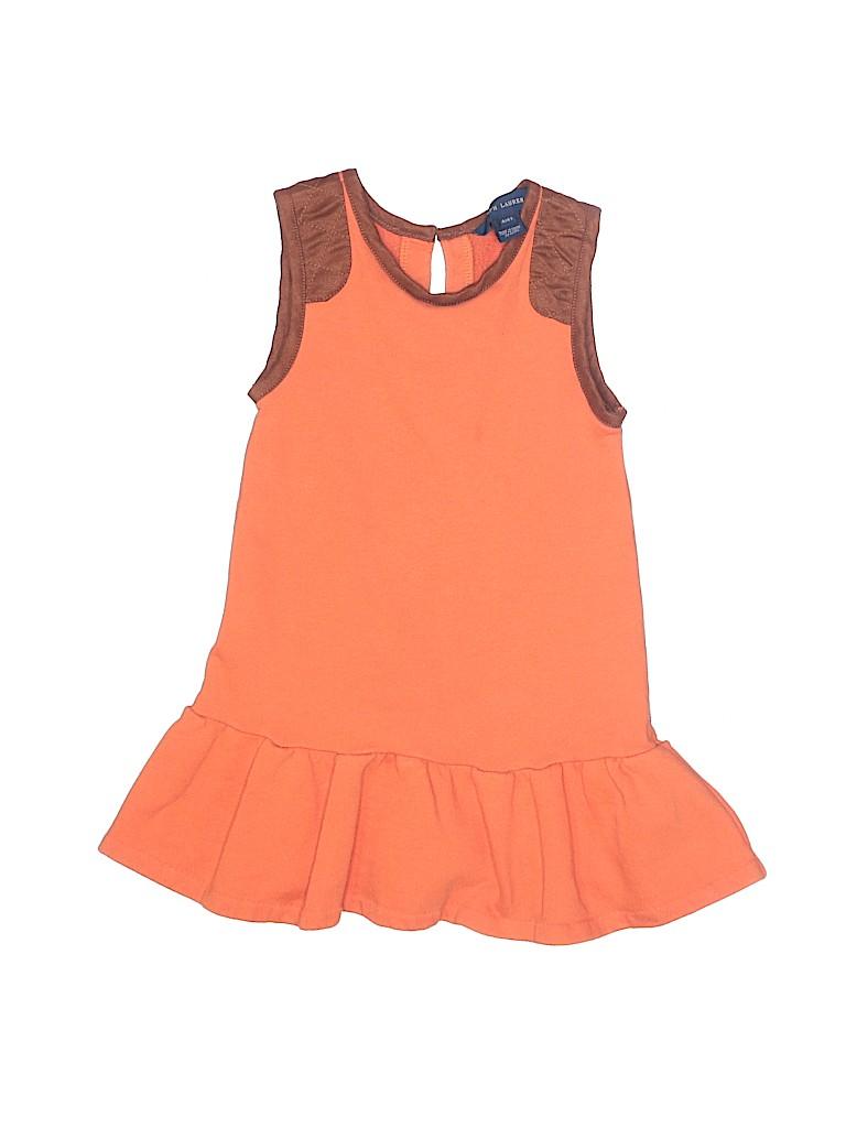 Ralph Lauren Girls Dress Size 4T