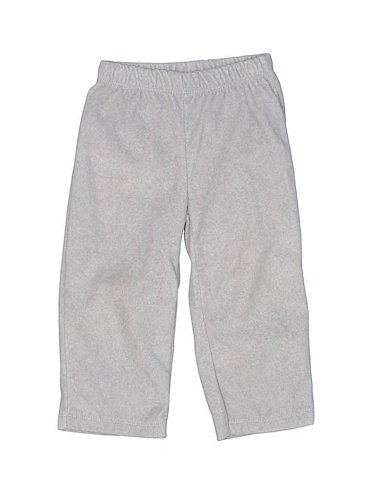 Carter's Girls Fleece Pants Size 24 mo