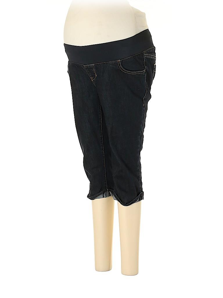 Old Navy - Maternity Women Jeans Size 8 (Maternity)