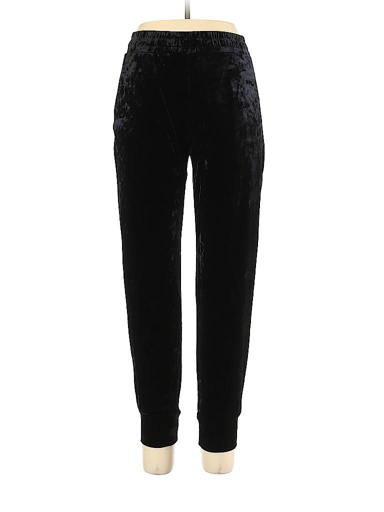 Monteau Women Velour Pants Size L