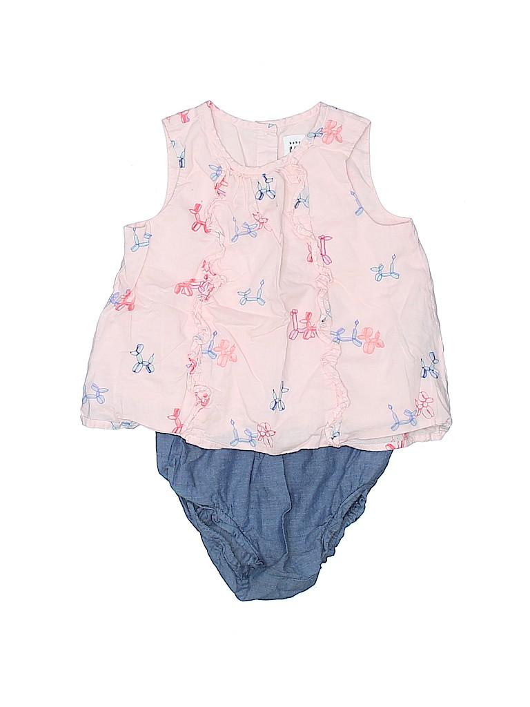 Baby Gap Girls Sleeveless Top Size 18-24 mo