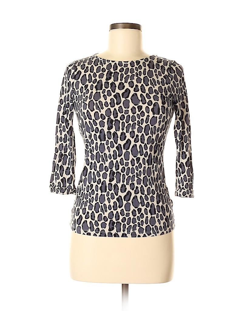Boden Women 3/4 Sleeve T-Shirt Size 2