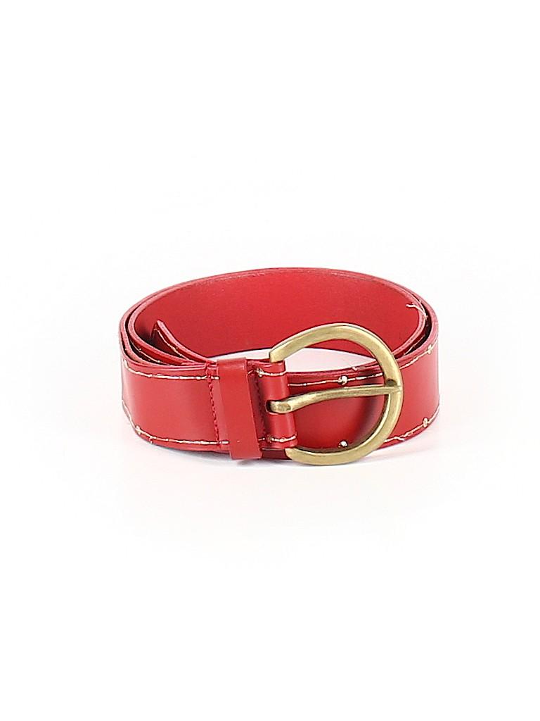 Target Women Leather Belt Size L