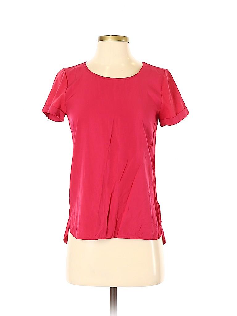 Gap Outlet Women Short Sleeve Blouse Size XS