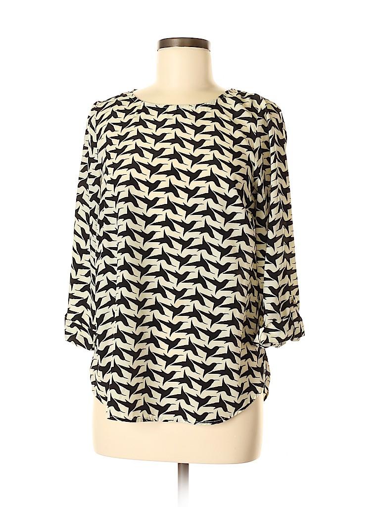 Pixley Women 3/4 Sleeve Blouse Size S