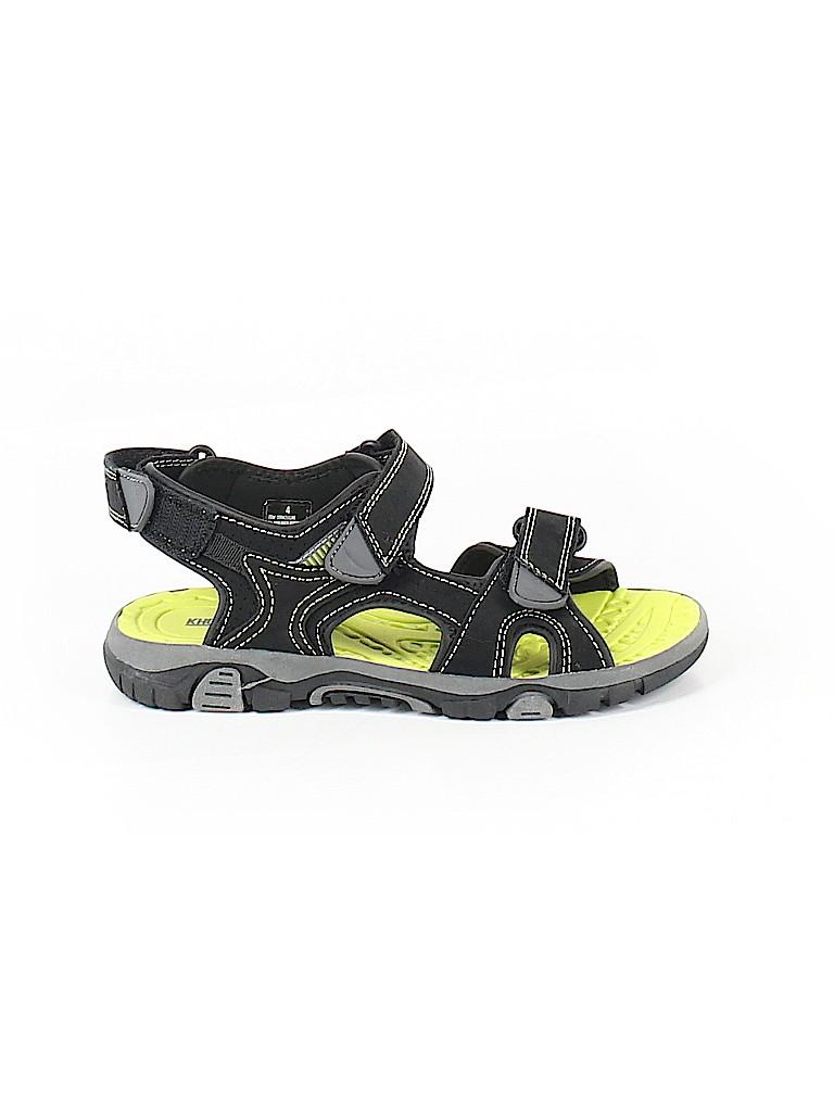 da0e6c682c Khombu Solid Black Sandals Size 4 - 68% off | thredUP