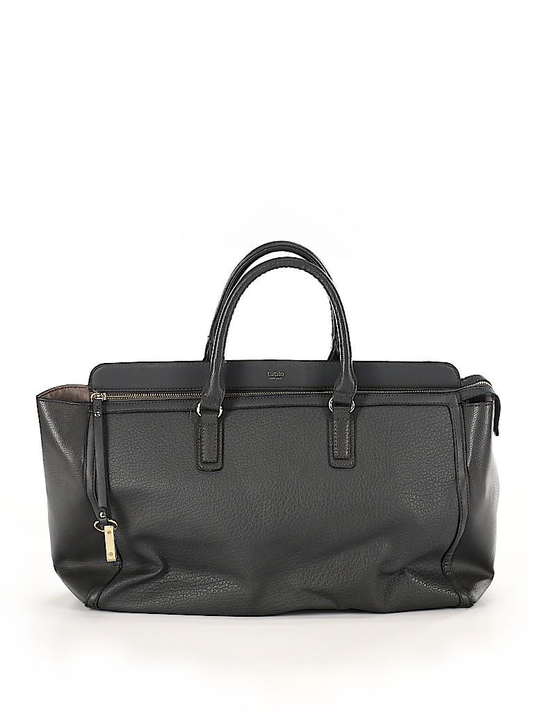 Tutilo Women Leather Laptop Bag One Size