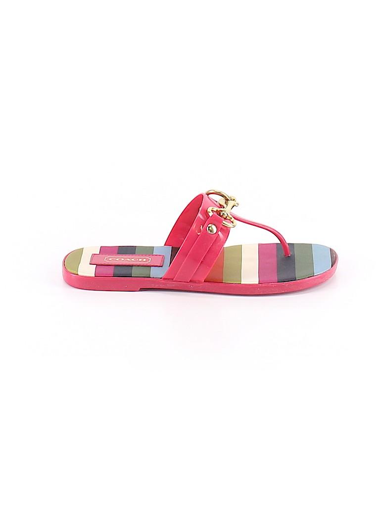 Coach Women Sandals Size 5