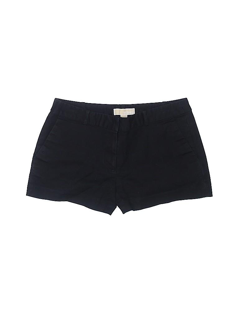 MICHAEL Michael Kors Women Khaki Shorts Size 6