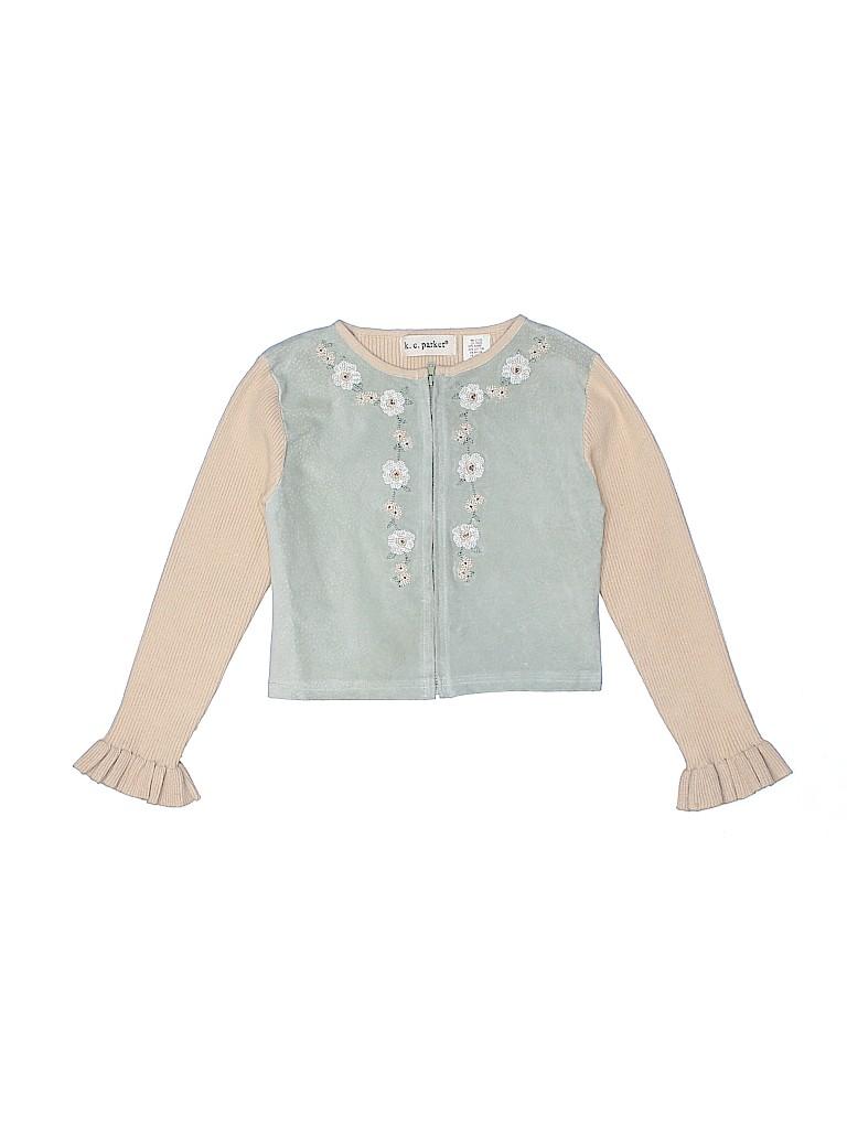K.C. Parker Girls Cardigan Size 6X