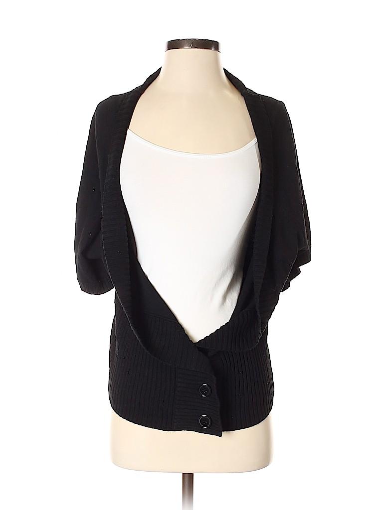 Willi Smith Women Cardigan Size S