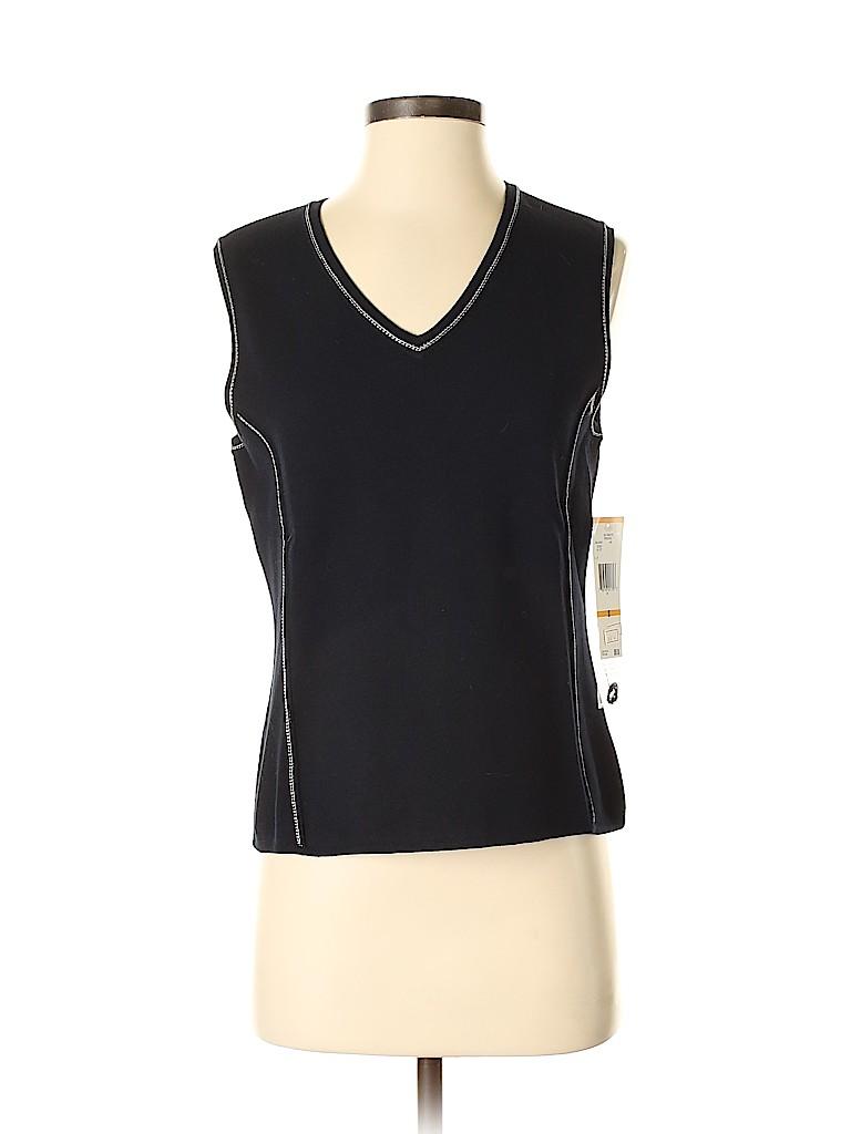 Jones New York Collection Women Sleeveless Top Size S