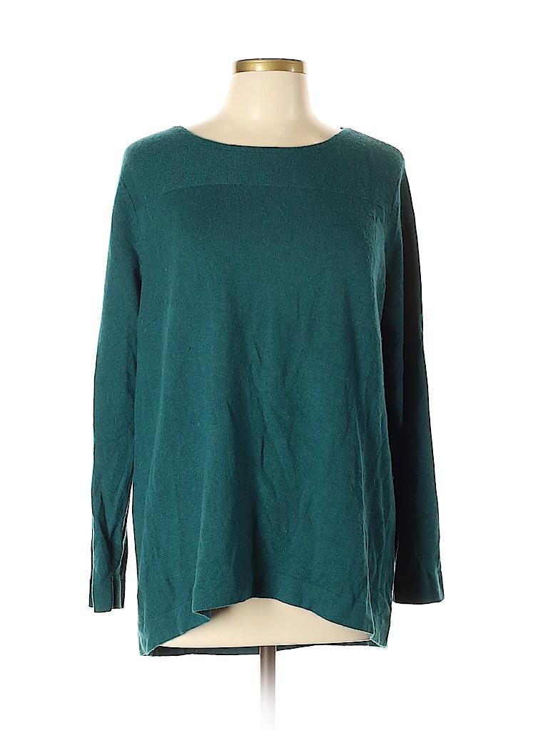 J.jill Women Pullover Sweater Size L