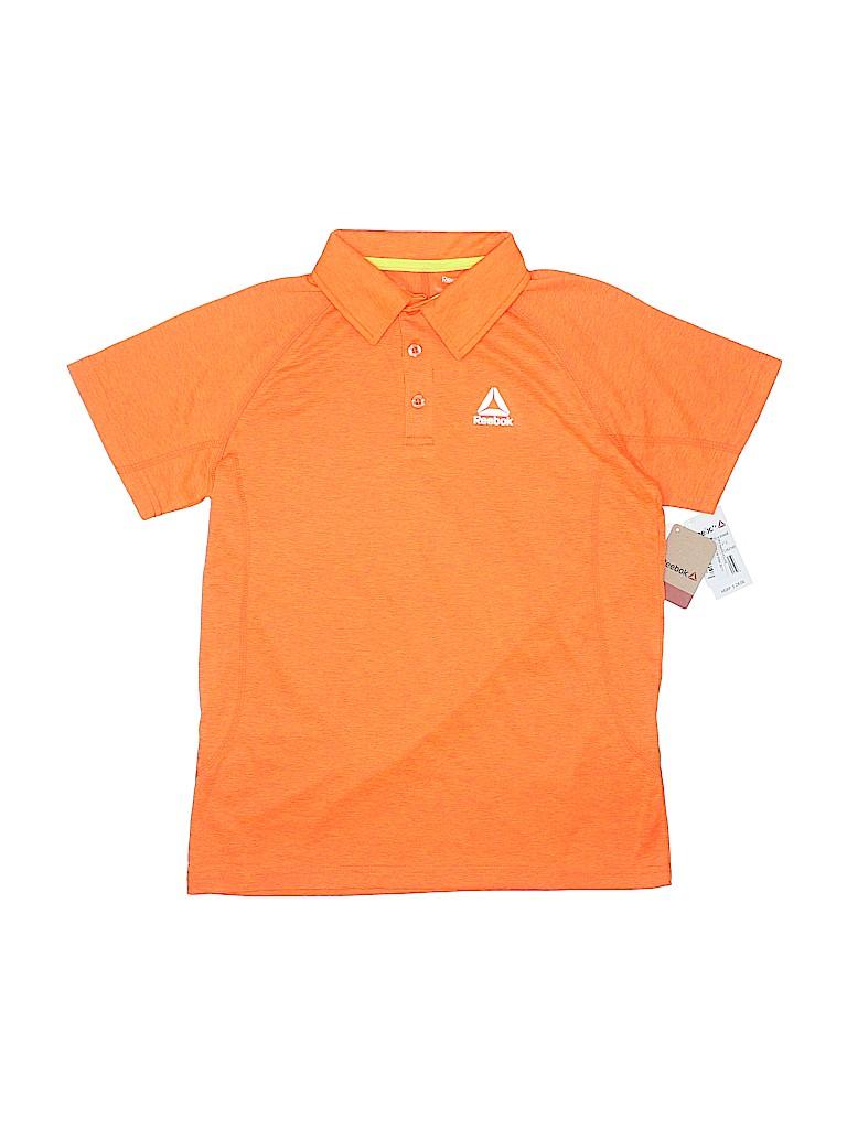 Reebok Boys Short Sleeve Polo Size 10 - 12