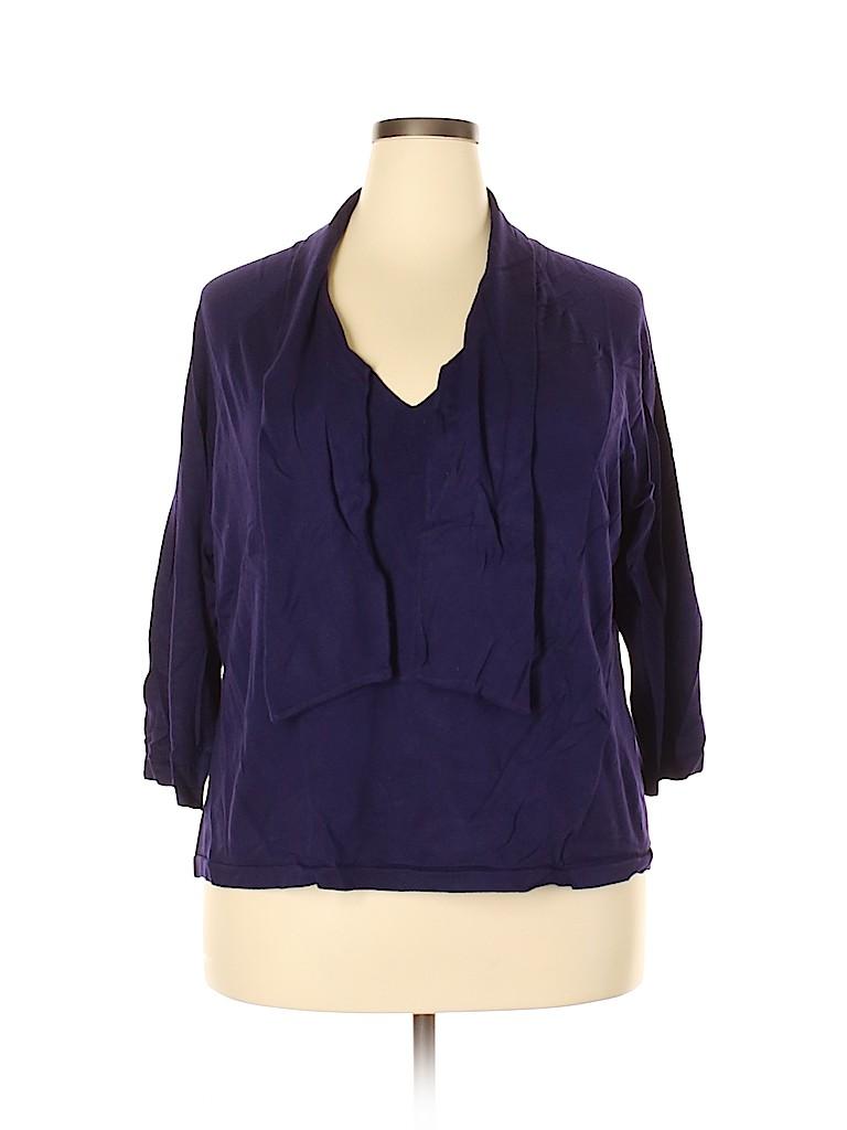Talbots Women Pullover Sweater Size 3X (Plus)