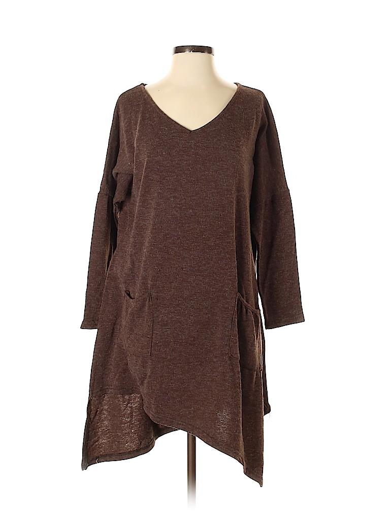 Reborn Women Pullover Sweater Size S