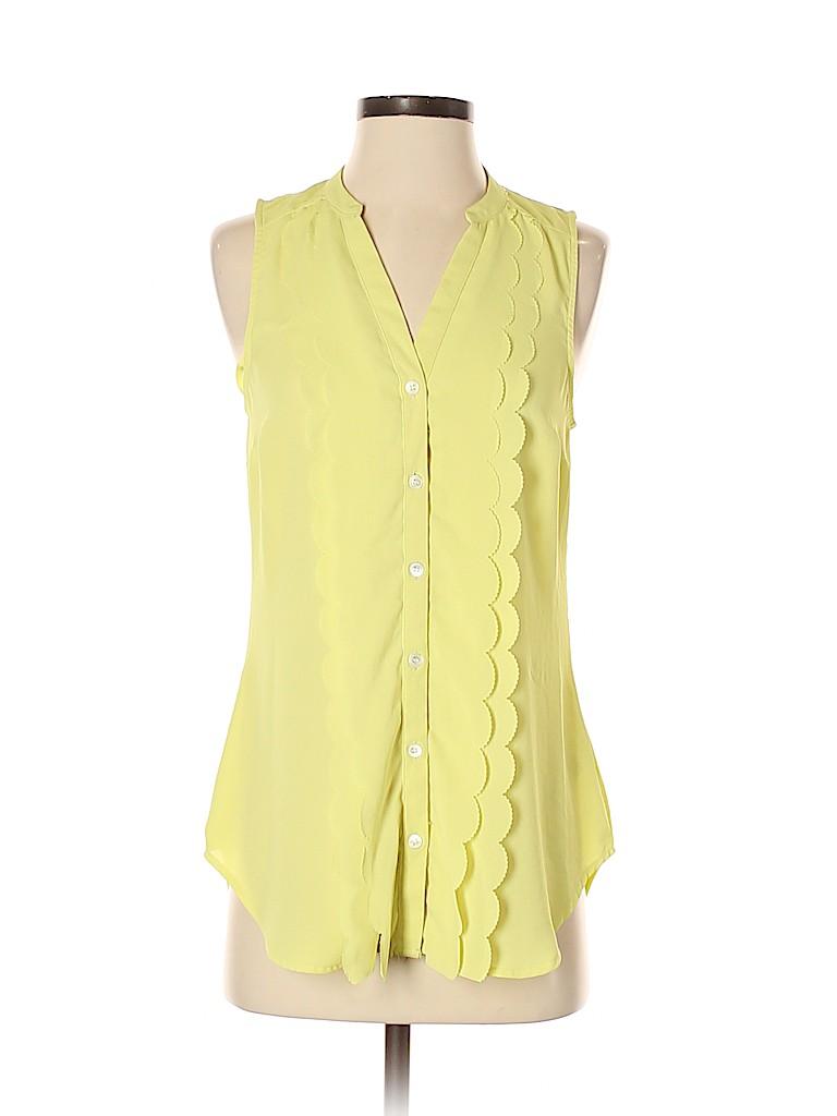 Meadow Rue Women Sleeveless Blouse Size 2