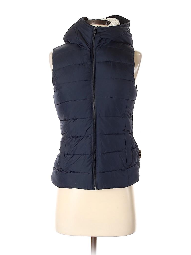 Hollister Women Vest Size S