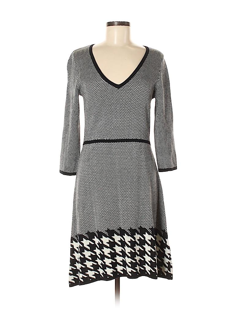 Nine West Women Casual Dress Size M