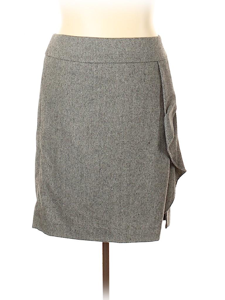 Talbots Women Casual Skirt Size 24 (Plus)