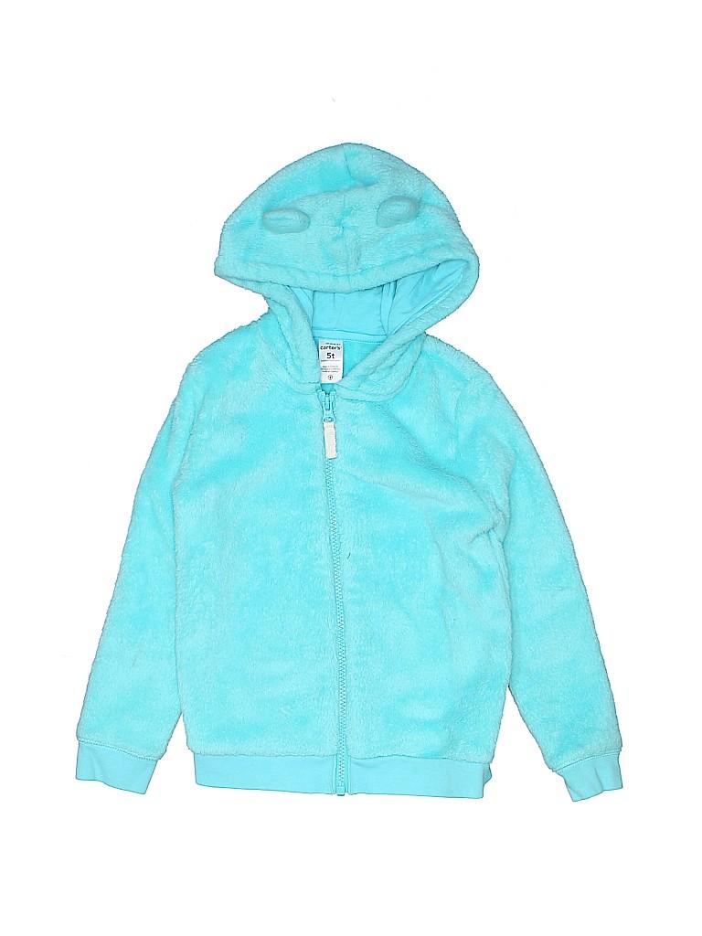 Carter's Girls Fleece Jacket Size 5T