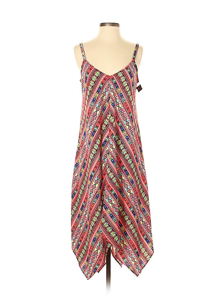 Eyeshadow Women Casual Dress Size M