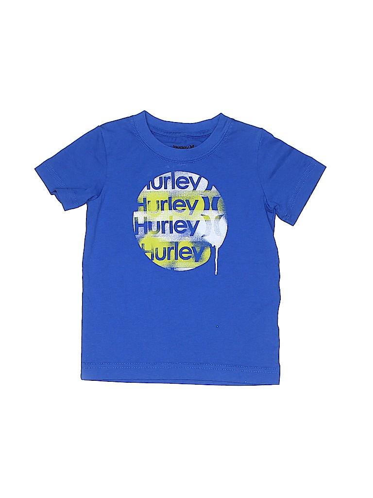 Hurley Boys Short Sleeve T-Shirt Size 3T