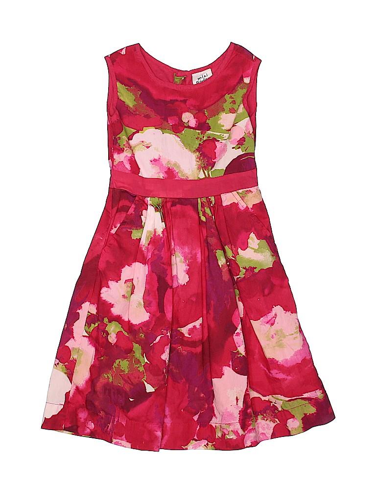Mini Boden Girls Dress Size 2T