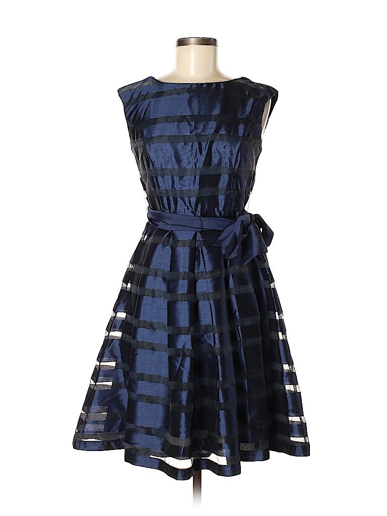 Leslie Fay Women Casual Dress Size 2