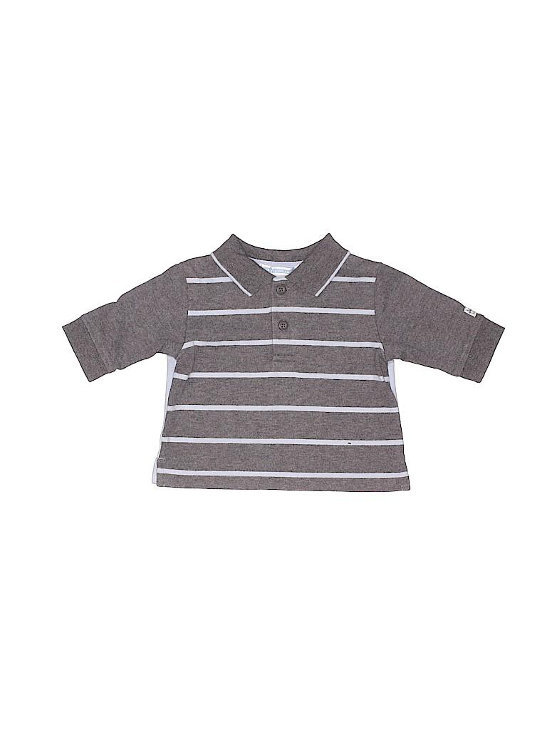 Janie and Jack Boys Short Sleeve Polo Size 0-3 mo