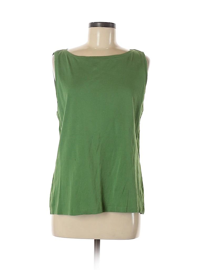 Talbots Outlet Women Sleeveless T-Shirt Size XL