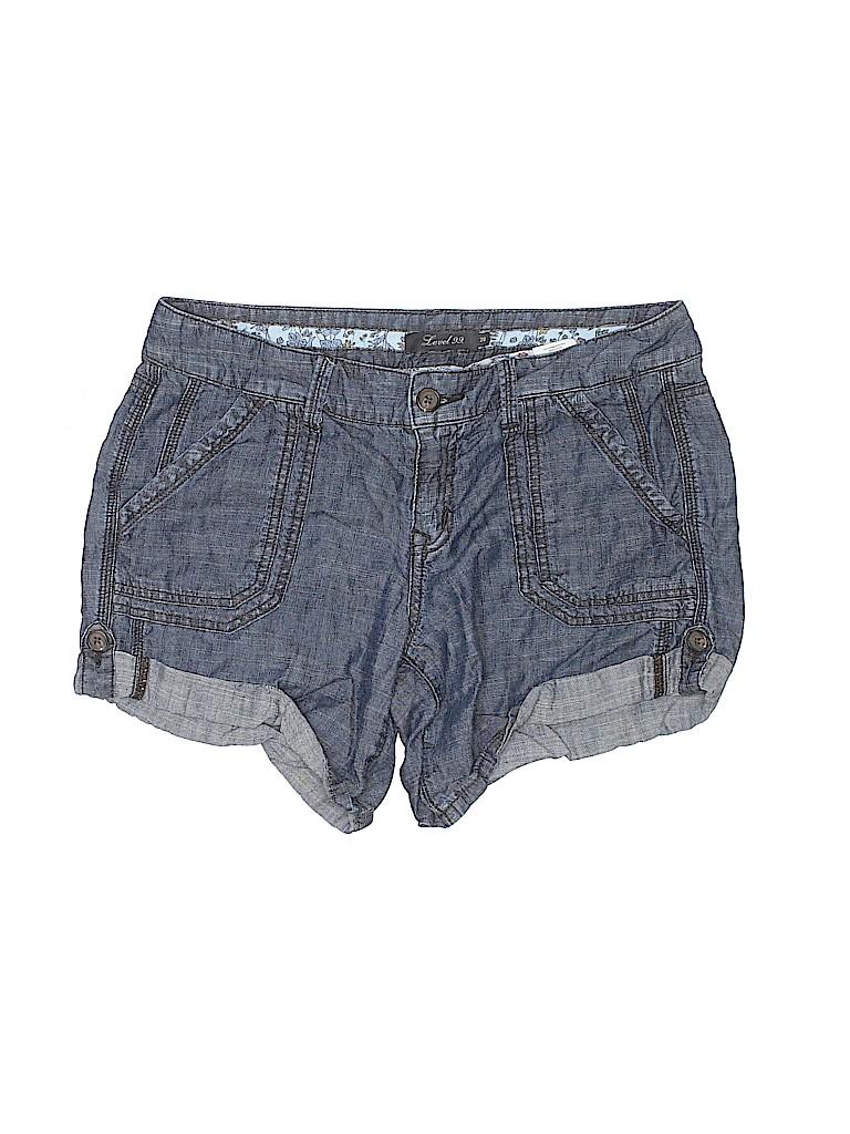 Level 99 Women Shorts 28 Waist