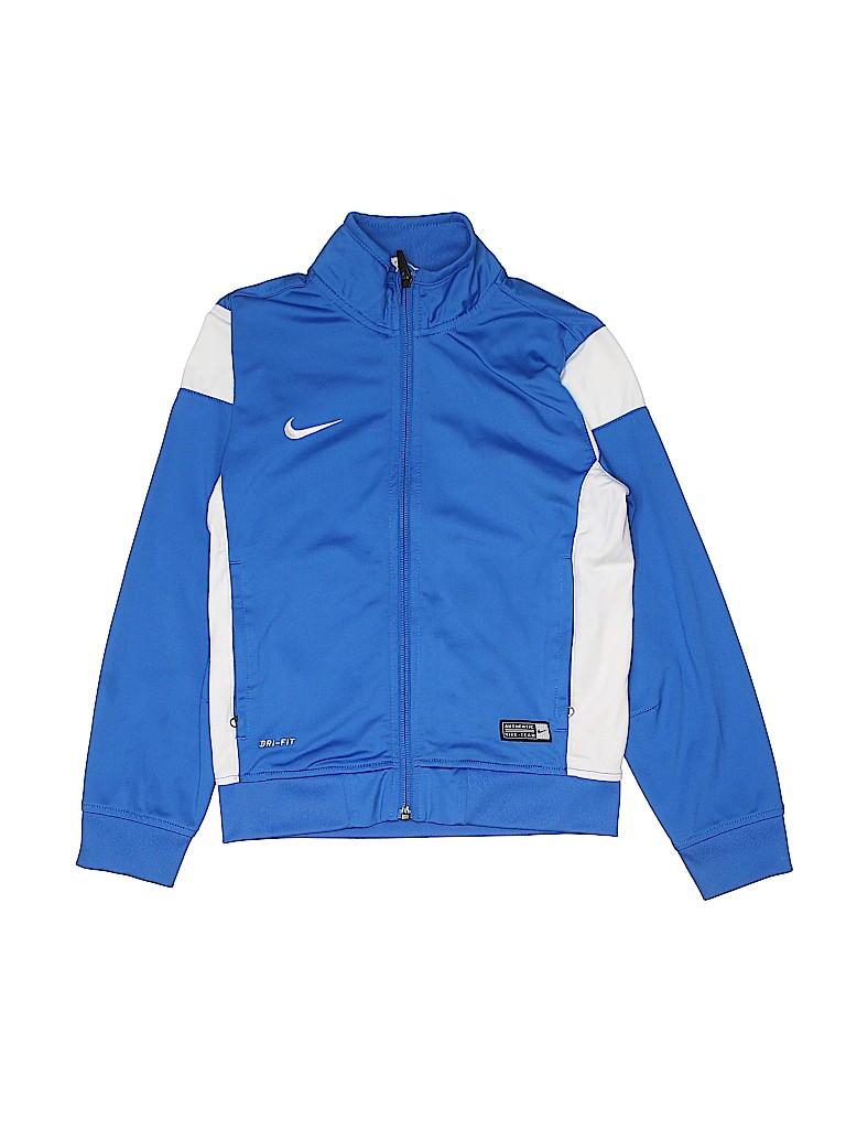 Nike Boys Track Jacket Size S (Kids)