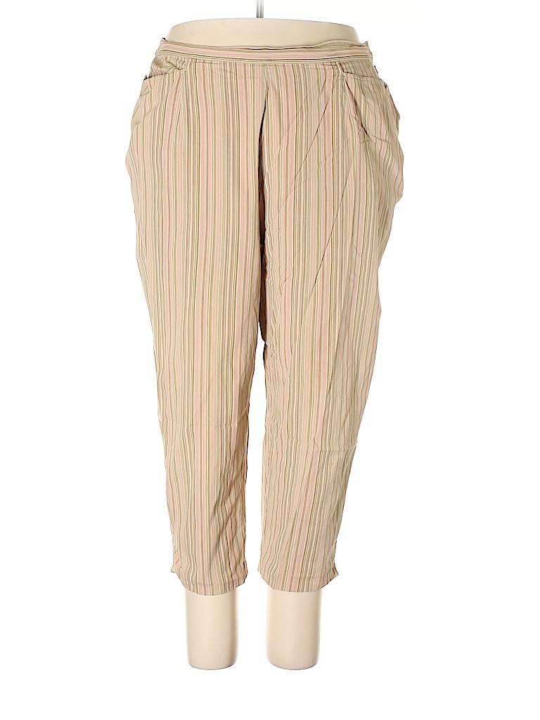 Talbots Women Casual Pants Size 22 (Plus)